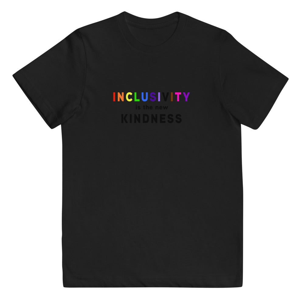 Inclusivity is the new Kindess - Youth t-shirt