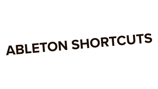Ableton shortcuts for 2019 complete list including Mac + PDF