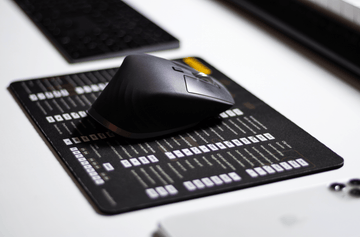 Cubase Shortcut Mousepad