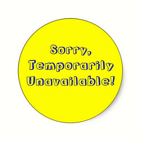 Info About Temporarily Unavailable Products Record Pusher