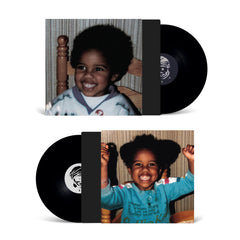 Young Fathers - Tape One/Tape Two