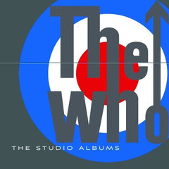 Who - Studio Albums Box