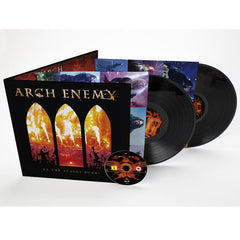 Arch Enemy - As The Stage Burn!