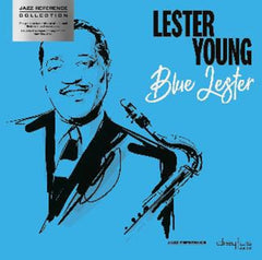 Young, Leister - Blue Leister