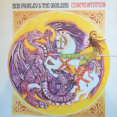 Marley, Bob & The Wailers ‎– Confrontation