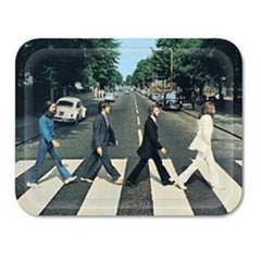 Beatles - Abbey Road Rectangle Plastic Tray