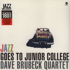 Brubeck, Dave - Quartet - Jazz Goes To Junior College