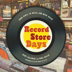 Record Store Days - From Vinyl To Digital And Back Again.