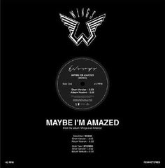 Wings - Maybe I'm Amazed