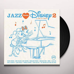 Jazz Loves Disney 2  - V/A