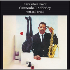 Adderley, Cannonball With Bill Evans - Know What I Mean