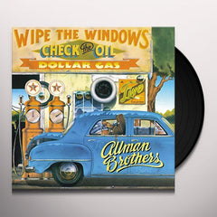 Allman Brothers Band - Wipe The Windows, Check The Oil, A Dollar Gas