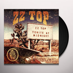 ZZ Top ‎– Live! Greatest Hits From Around The World