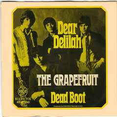 Grapefruit - Dear Delilah.