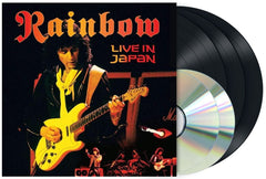 Rainbow ‎– Live In Japan