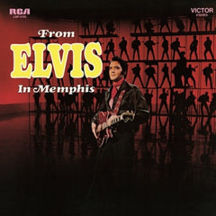 Presley, Elvis ‎– From Elvis In Memphis