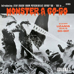 VARIOUS ARTISTS - Monster a Go-Go Volume 1