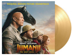 Jumanji: the Next Level - Ost
