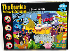 Beatles  - Yellow Submarine - Jigsaw Puzzle