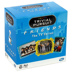 Friends Trivial Pursuit (Game)