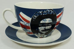 Sex Pistols - God Save The Queen - Cup & Saucer