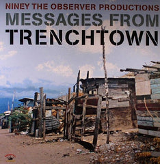 Niney The Observer Productions - Messages From Trenchtown - V/A
