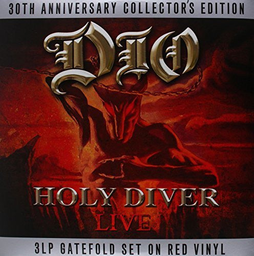 Notify me when DIO - Holy Diver Live becomes available.