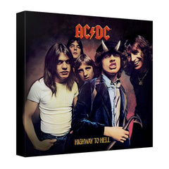 AC/DC - Highway To Hell - Canvas Picture