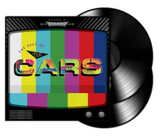 Cars ‎– Moving In Stereo: The Best Of The Cars