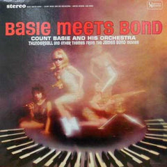 Basie, Count And His Orchestra - Basie Meets Bond.