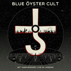 Blue Öyster Cult ‎– Live In London 45th Anniv.