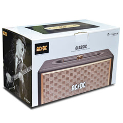 AC/DC - Vintage Portable Bluetooth Speaker