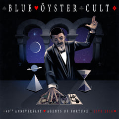Blue Öyster Cult ‎– Agents of Fortune Live 2016