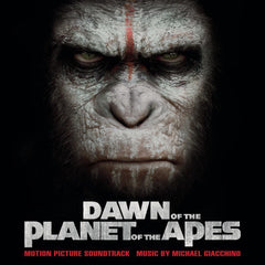 Dawn Of The Planet Of The Planet Of The Apes - OST