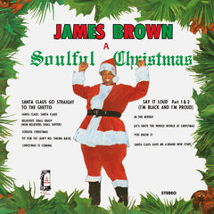 Brown, James - Soulful Christmas