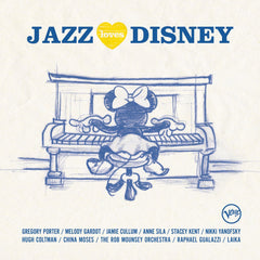 Jazz Loves Disney - V/A