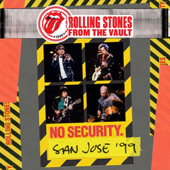 Rolling Stones - From The Vault: No Security - San Jose 1999