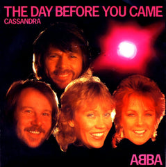 ABBA - The Day Before You Came