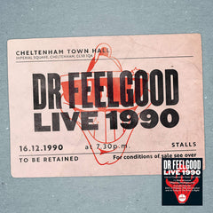 Dr. Feelgood ‎– Live 1990 At Cheltenham Town Hall