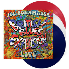 Bonamassa, Joe - British Blues Explosion Live