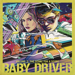 Baby Driver Volume 2 - Ost