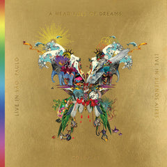 Coldplay - Live In Buenos Aires/Live In San Paulo/A Head Full of Dreams