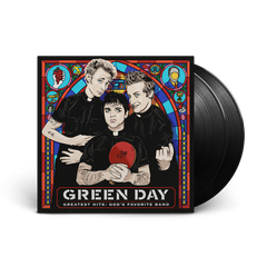 Green Day ‎– Greatest Hits: God's Favorite Band
