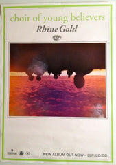 Choir Of Young Believers - Rhine Gold - Poster.