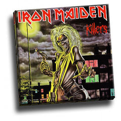 Iron Maiden - Killers - Canvas Picture
