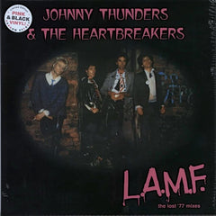 Thunders, Johnny And The Heartbreakers - L.A.M.F.