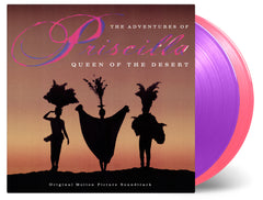 Adventures Of Priscilla: Queen Of The Desert - Ost