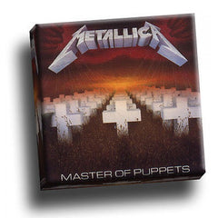 Metallica - Master Of puppets - Canvas Picture