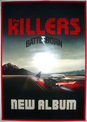 Killers - Battle Born - Poster.