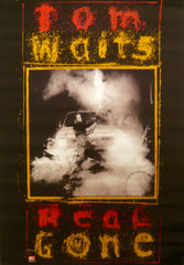 Waits, Tom - Real Gone - Poster